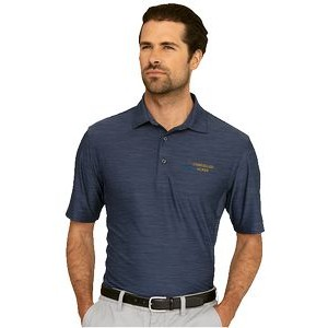 Greg Norman Play Dry® Heather Solid Polo